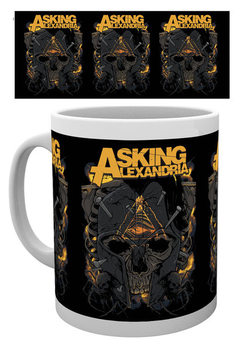 Taza Asking Alexandria - Nails