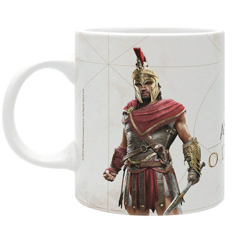 Taza  Assasins´s Creed - Heroes