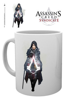 Taza  Assassin's Creed Syndicate - Jacob Emblem