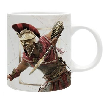 Taza  Assassins Creed - Alexios
