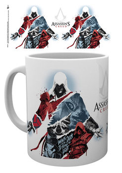 Taza  Assassins Creed - Compilation