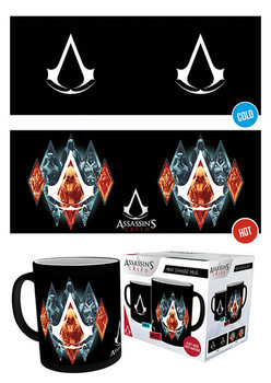 Taza  Assassins Creed - Legacy
