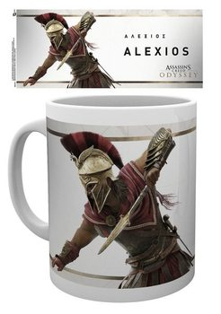 Taza  Assassins Creed Odyssey - Alexios Action