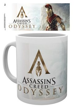 Taza  Assassins Creed Odyssey - Alexios