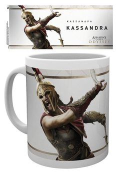 Taza  Assassins Creed Odyssey - Kassandra Action