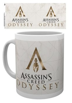 Taza  Assassins Creed Odyssey - Logo