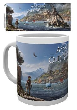 Taza  Assassins Creed Odyssey - Vista