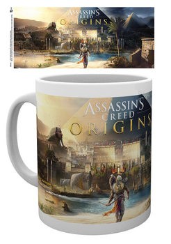 Taza  Assassins Creed: Origins - Cover