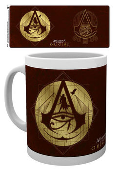 Taza  Assassins Creed: Origins - Gold Icons