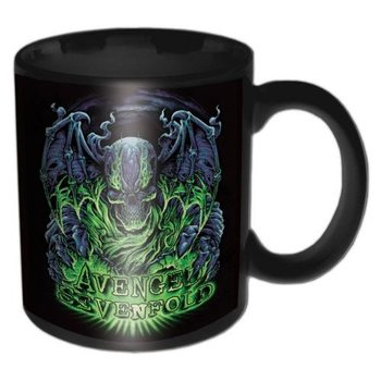 Taza  Avenged Sevenfold - Dare To Die