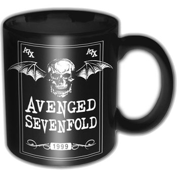 Taza  Avenged Sevenfold - Deathbat Matt