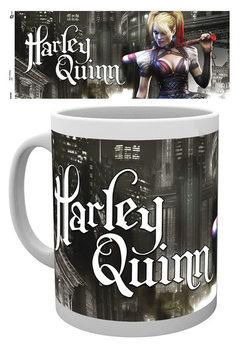 Taza Batman Arkham Knight - Harley Quinn