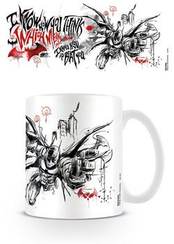 Taza Batman Arkham Knight - I Know How To Beat You