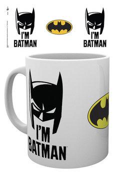 Taza  Batman Comic - I´m Batman Cowl