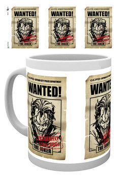 Taza  Batman Comics - Joker Wanted