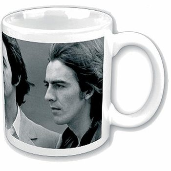 Taza  Beatles - Windswept Black