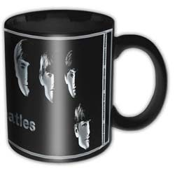 Taza  Beatles - With The Beatles Black