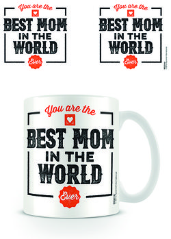 Taza Best Mom in the World