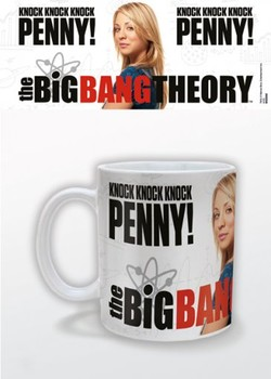 Taza Big Bang - Knock