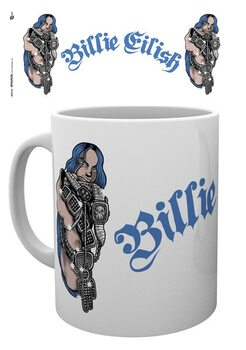 Taza Billie Eilish - Bling