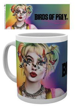 Taza Birds Of Prey: y la fantabulosa emancipación de Harley Quinn - Key Art