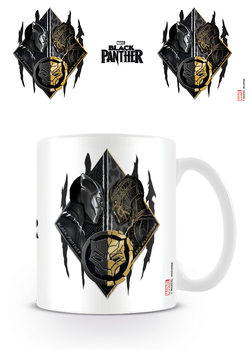 Taza  Black Panther - Black Panther Vs Erik Killmonger