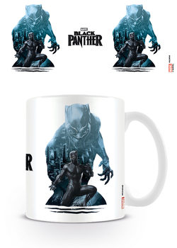 Taza  Black Panther - City