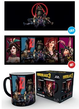 Taza  Borderlands 3 - Characters