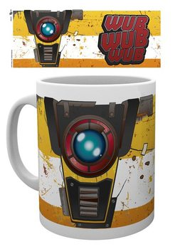 Taza  Borderlands 3 - Claptrap