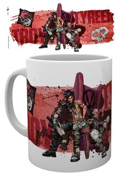 Taza  Borderlands 3 - Troy and Tyreen
