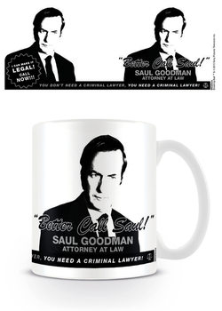 Taza  Breaking Bad - Better call Saul