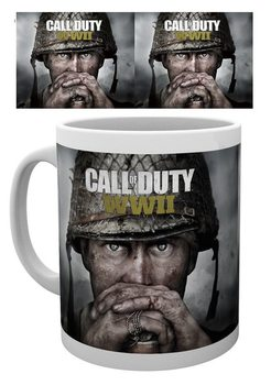 Taza Call Of Duty - WWII Key Art