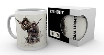 Taza Call Of Duty WWII - Smoke