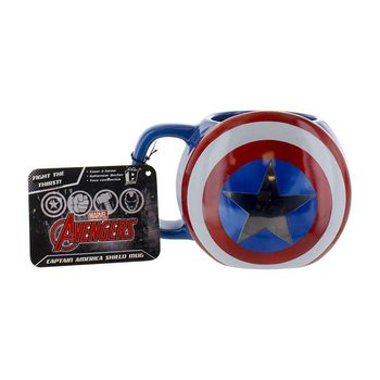 Taza  Captain America - Shield