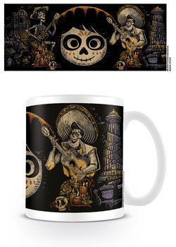 Taza  Coco - Day of the Dead