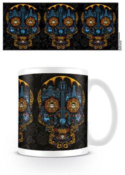 Taza  Coco - Pattern Skull