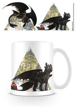 Taza  Cómo entrenar a tu dragón 3 - Toothless