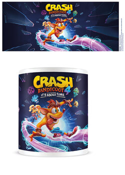 Taza Crash Bandicoot 4 - It's About Time