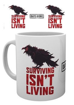 Taza  Days Gone - Surviving