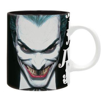 Taza DC Comics - Joker laughing