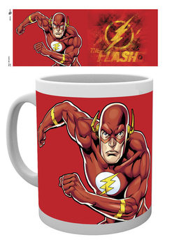 Taza DC Comics - Justice League Flash