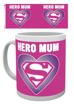 Taza  DC Comics - Mothers Day Heart