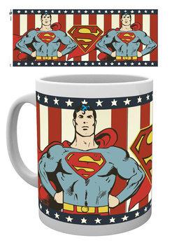 Taza DC Comics - Superman Vintage