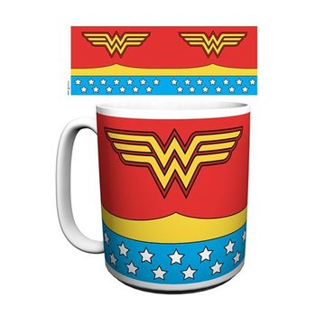 Taza  DC Comics - Wonder Woman Costume