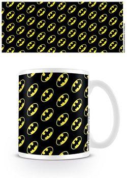 Taza DC Originals - Batman Logo Pattern