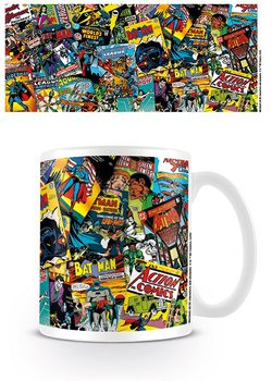 Taza DC Originals - Comic Covers