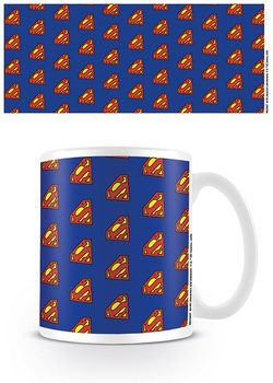 Taza DC Originals - Superman Logo Pattern