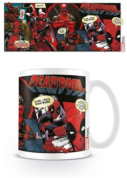 Taza  Deadpool - Comic