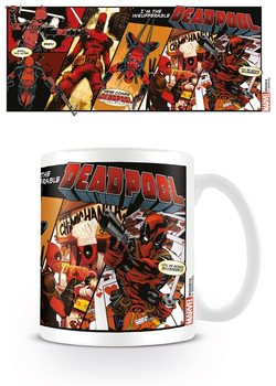 Taza  Deadpool - Comic Insufferable