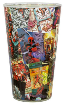 Taza Deadpool - Comics